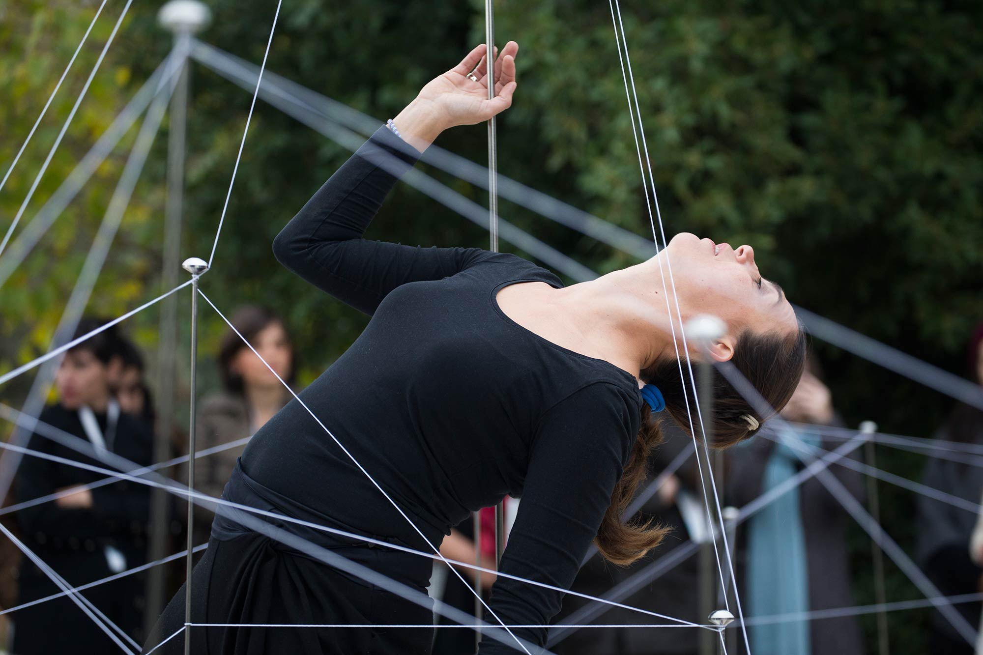 CITY PROJECT 2014 | AEMILIA PAPAPHILIPPOU | Pulsating Fields | Photo Natalia Tsoukala | Courtesy NEON