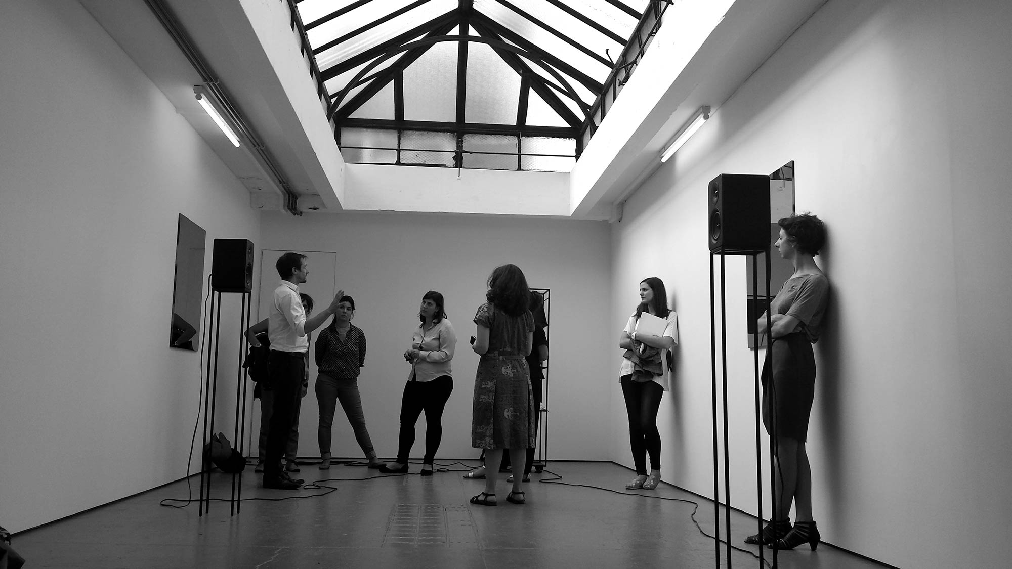 Curatorial Exchange | Photo Nayia Yiakoumaki |Courtesy NEON