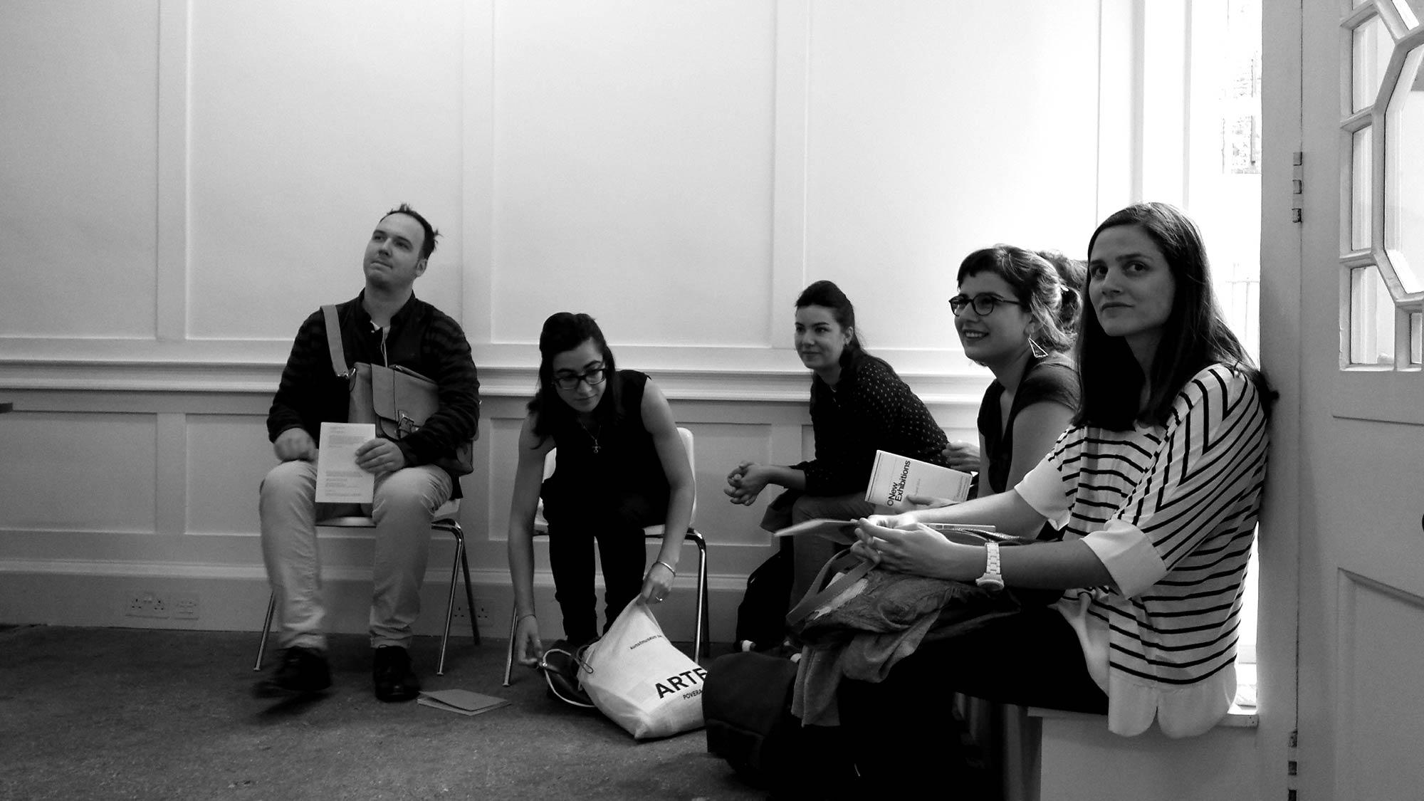 Curatorial Exchange | Photo Nayia Yiakoumaki |Courtesy NEON