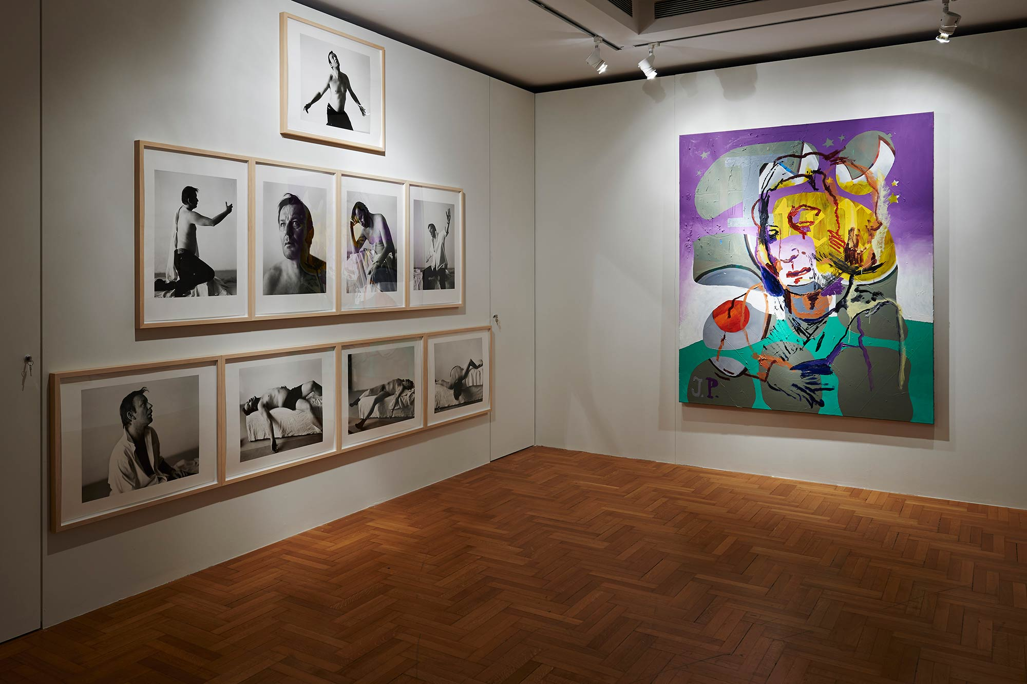 Installation View | MARTIN KIPPENBERGER | A Cry for Freedom | Museum of Cycladic Art | Photo Nikos Vanias Xydas |Courtesy NEON