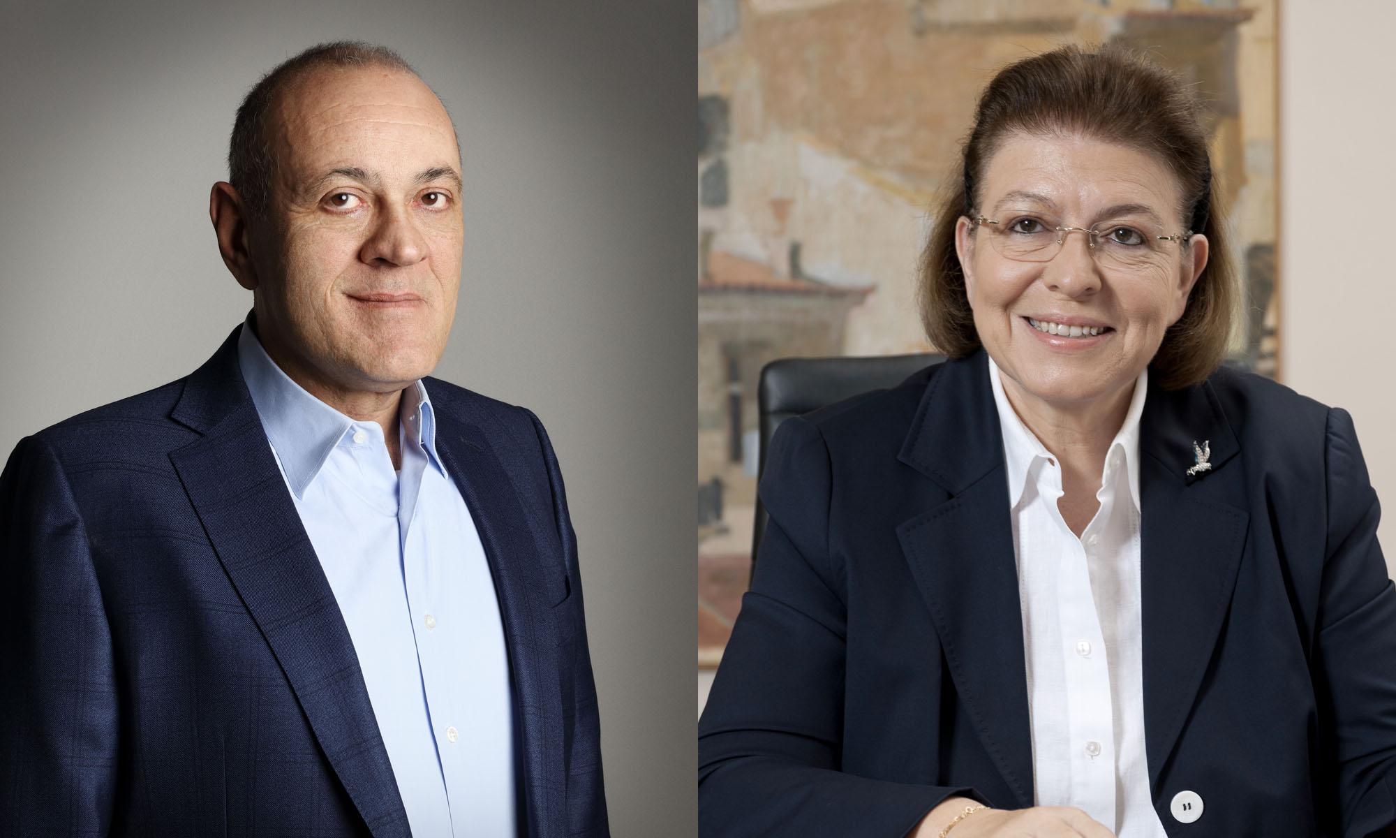 NEON TALKS | LINA MENDONI & DIMITRIS DASKALOPOULOS